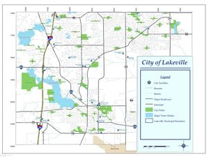 map of lakeville minnesota Lakeville Mn Official Website map of lakeville minnesota