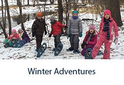 kids dressed for winter outdoor activities