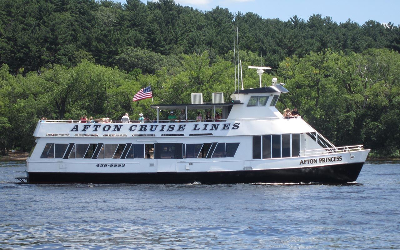 St Croix River Cruise