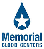 Memorial Blood Centers logo