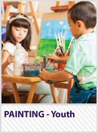 Painting Youth